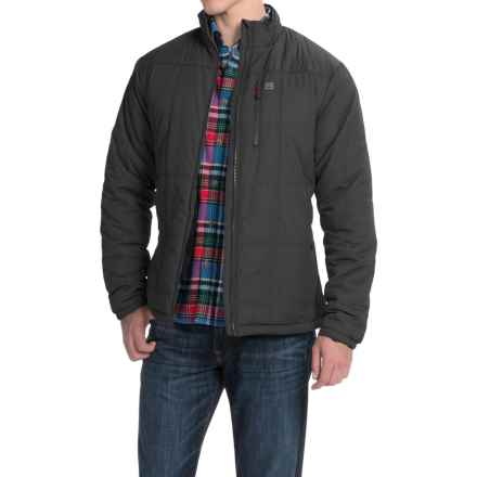 Avalanche Wear City Jacket - Insulated (For Men) in Black - Closeouts