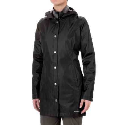 Avalanche Wear Cresta Rain Jacket (For Women) in Black - Closeouts