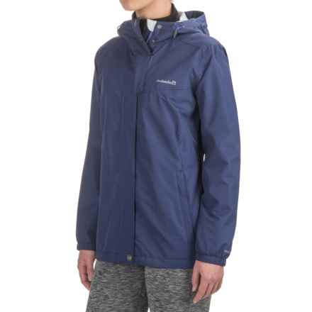 Avalanche Wear Deluge Winsport Rain Jacket (For Women) in Deep Cobalt - Closeouts