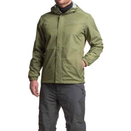 Avalanche Wear Deluge Winsport Rain Shell (For Men) in Lichen - Closeouts