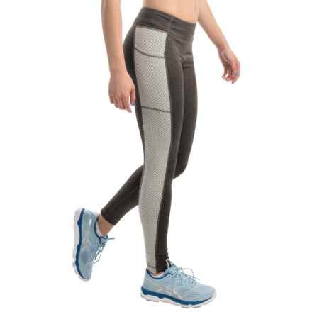 Avalanche Wear Divinity Leggings (For Women) in Dark Grey/Light Grey - Closeouts