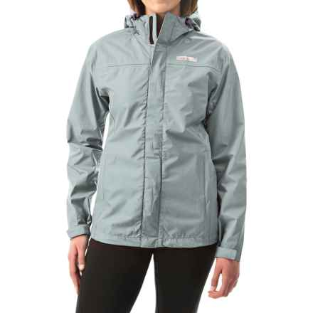 Avalanche Wear Endeavor Jacket - Waterproof (For Women) in Gray/Purple - Closeouts