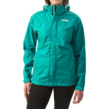 Avalanche Wear Endeavor Jacket - Waterproof (For Women) in Lapis Green - Closeouts