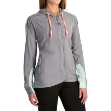 Avalanche Wear Flip Jacket (For Women) in Quicksilver - Closeouts