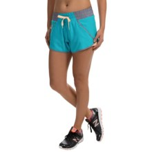 Avalanche Wear Flip Shorts - Built-In Shorts (For Women) in Blue Atoll - Closeouts