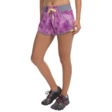 Avalanche Wear Flip Shorts - Built-In Shorts (For Women) in Purple Cactus - Closeouts