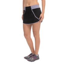Avalanche Wear Flip Skort (For Women) in Black - Closeouts