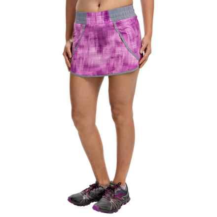 Avalanche Wear Flip Skort (For Women) in Purple Cactus - Closeouts