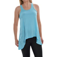 Avalanche Wear Flow Tank Top (For Women) in Blue Atoll - Closeouts