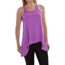 Avalanche Wear Flow Tank Top (For Women) in Purple Catctus - Closeouts