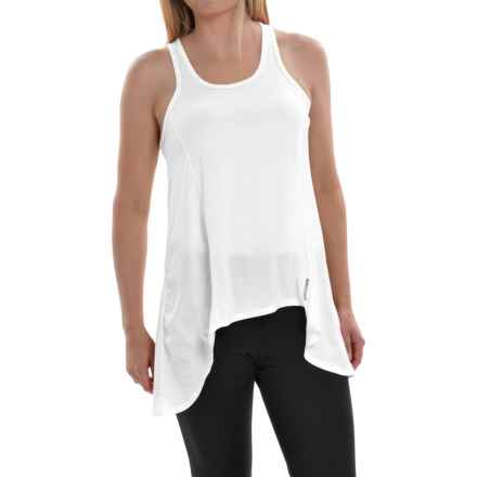Avalanche Wear Flow Tank Top (For Women) in White - Closeouts