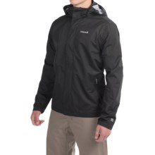 Avalanche Wear Helios Jacket - Detachable Hood (For Men) in Black/Black - Closeouts