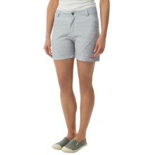 Avalanche Wear Huntress Shorts (For Women) in Arctic/Camelia - Closeouts
