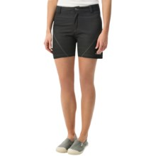 Avalanche Wear Huntress Shorts (For Women) in Black/Black - Closeouts