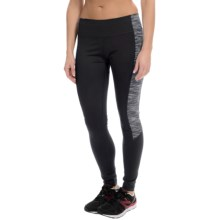 Avalanche Wear Kik Leggings (For Women) in Black/Black Spacedye - Closeouts