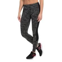 Avalanche Wear Kik Leggings (For Women) in Black Spacedye/Black - Closeouts
