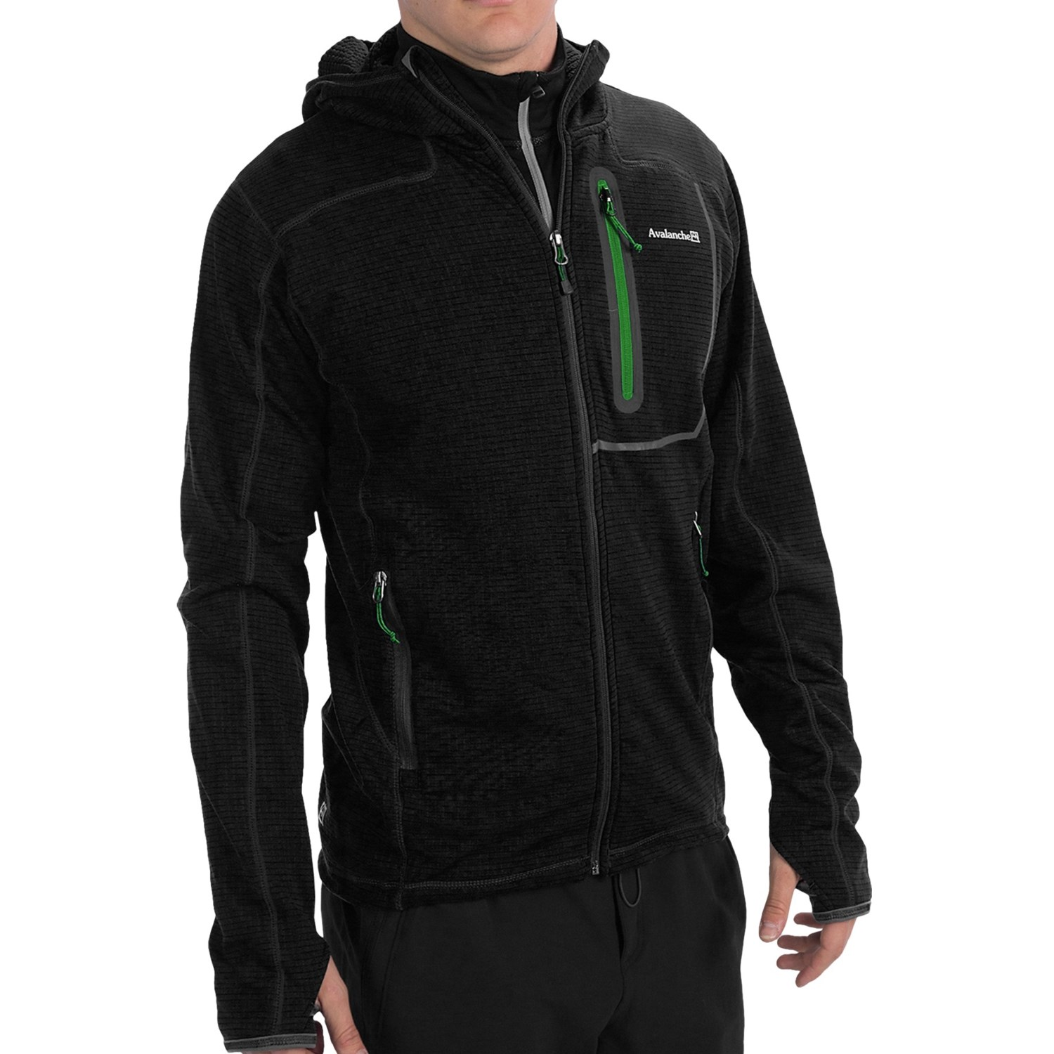 Avalanche Fleece Jacket | Outdoor Jacket