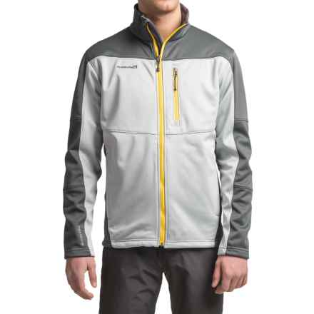Avalanche Wear Leon Soft Shell Jacket (For Men) in High Rise - Closeouts