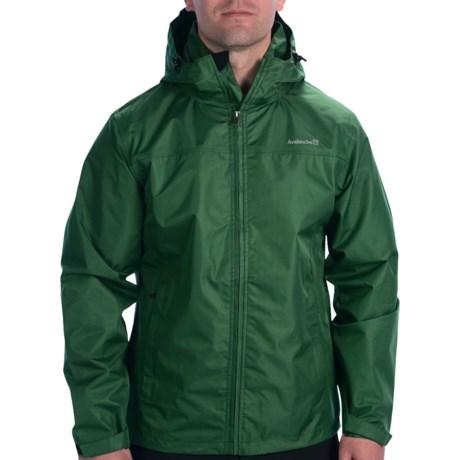 Avalanche Wear Linear Jacket - Waterproof (For Men) in Hunter Green