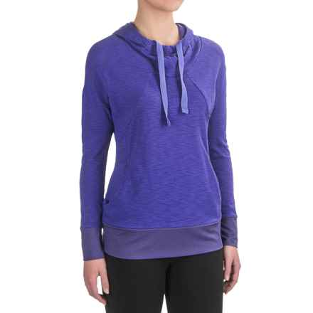 Avalanche Wear Mahatta Hoodie (For Women) in Aster - Closeouts