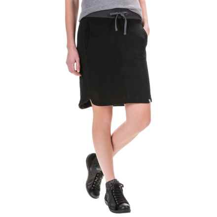 Avalanche Wear Mahatta Skirt (For Women) in Black - Closeouts