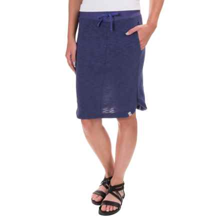 Avalanche Wear Mahatta Skirt (For Women) in Deep Cobalt - Closeouts