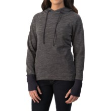 Avalanche Wear Mila Hoodie (For Women) in Asphalt - Closeouts