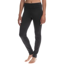 Avalanche Wear Mogul Fleece Base Layer Leggings (For Women) in Black - Closeouts