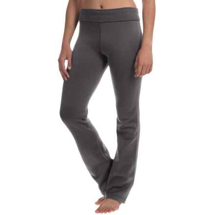 Avalanche Wear Mogul Pants - Fleece (For Women) in Asphalt - Closeouts