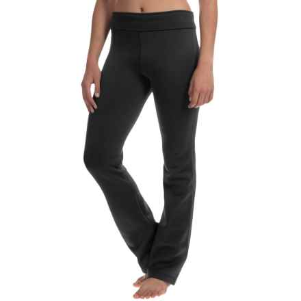 Avalanche Wear Mogul Pants - Fleece (For Women) in Black - Closeouts