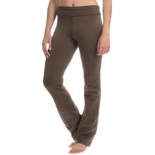 Avalanche Wear Mogul Pants - Fleece (For Women) in Coffee - Closeouts