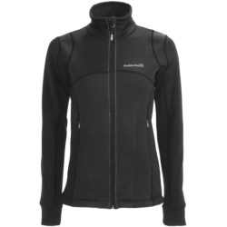 Avalanche Wear Mogul Swerve Soft Shell Jacket (For Women) in Blanc