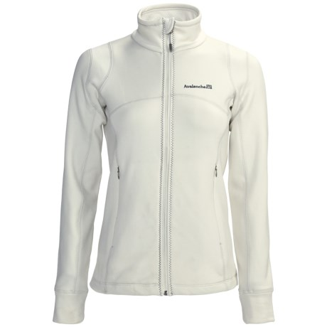 Avalanche Wear Mogul Swerve Soft Shell Jacket (For Women) in Black