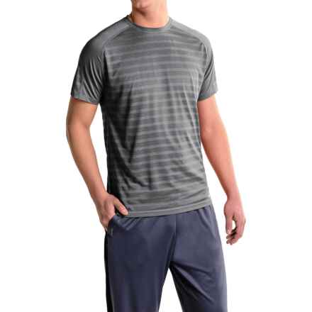 Avalanche Wear Nyrvana T-Shirt - Short Sleeve (For Men) in Asphalt Heather/Asphalt - Closeouts