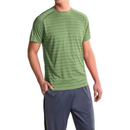 Avalanche Wear Nyrvana T-Shirt - Short Sleeve (For Men) in Hedge Green Heather/Hedge Green - Closeouts