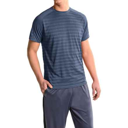 Avalanche Wear Nyrvana T-Shirt - Short Sleeve (For Men) in Indigo Heather/Indigo - Closeouts