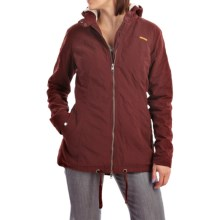 Avalanche Wear Okemo Jacket (For Women) in Nocturne Wine - Closeouts