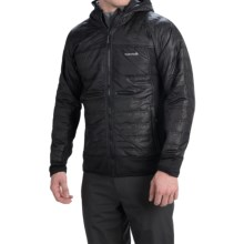 Avalanche Wear Outcross Hybrid Jacket - Insulated (For Men) in Black - Closeouts