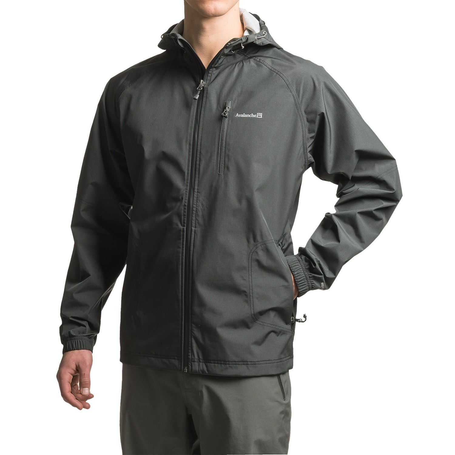 Avalanche Wear Sentinel Hooded Rain Jacket (For Men) - Save 37%