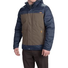 Avalanche Wear Trekker Jacket - Insulated (For Men) in Indigo - Closeouts