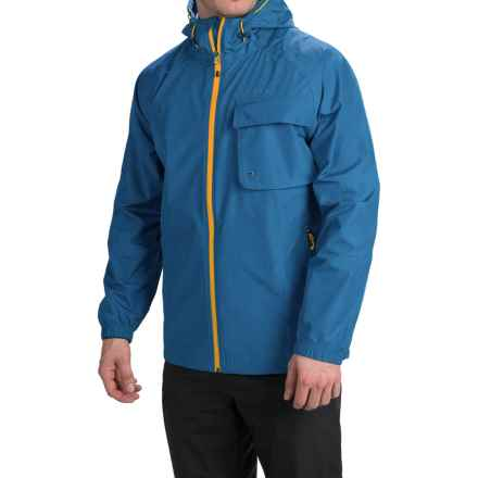Avalanche Wear Triton Jacket - Waterproof (For Men) in Deep Sky - Closeouts