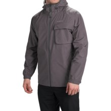 Avalanche Wear Triton Jacket - Waterproof (For Men) in Shark - Closeouts
