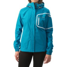 Avalanche Wear Triton Jacket - Waterproof (For Women) in Dark Turquoise/Artic Blue - Closeouts