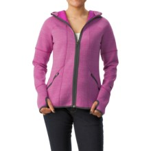 Avalanche Wear Volcan Hoodie (For Women) in Purple Wine - Closeouts