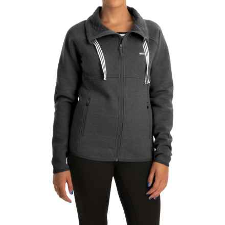 Avalanche Wear Volcan Jacket (For Women) in Asphalt - Closeouts