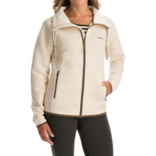 Avalanche Wear Volcan Jacket (For Women) in Pearl - Closeouts