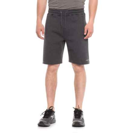Avalanche Zoron Shorts (For Men) in Black Heather - Closeouts