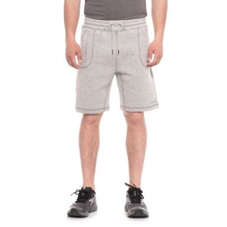 Avalanche Zoron Shorts (For Men) in Light Grey Heather