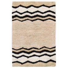 "Avanti Linens Lauren Collection Bathroom Rug - 20x30"" in Multi - Closeouts"