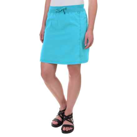 Aventura Clothing Ada Skirt - Organic Cotton (For Women) in Caneel Bay - Closeouts